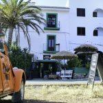 leuk hotel met goed restaurant Ibiza