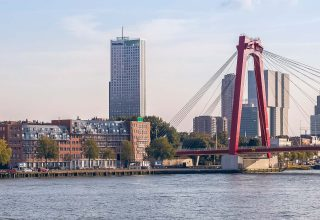 time to go outside: coronaproof Rotterdam