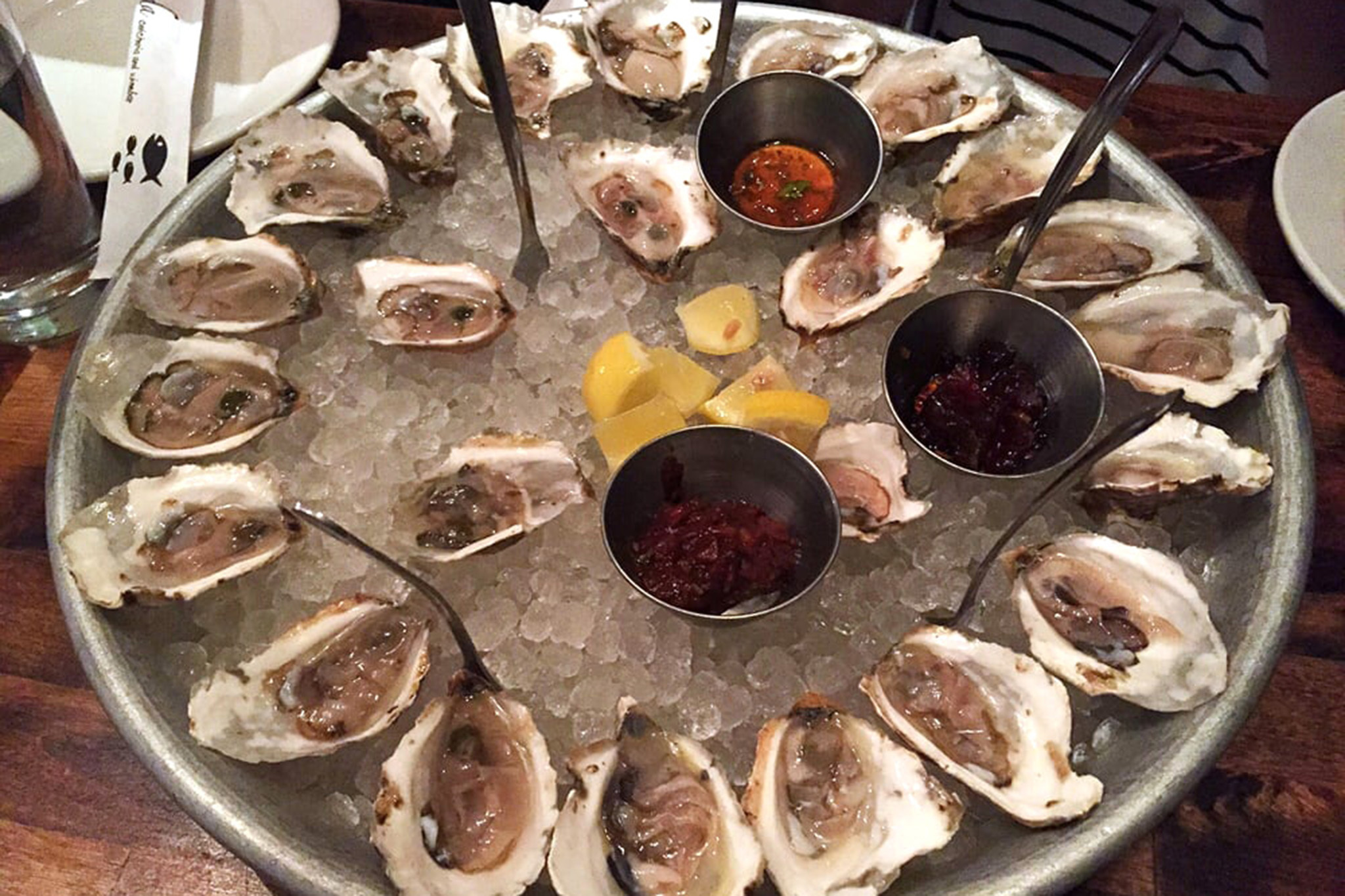 oester cultuur in new york