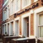 Hotel met goed restaurant in Luik