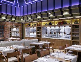 Cosmopolitan:hotel met een goed restaurant in Praag
