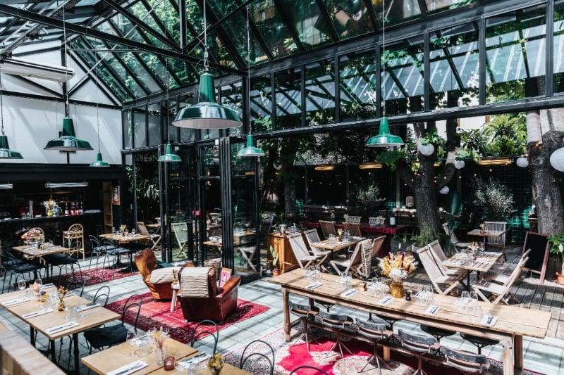 restaurants in parijs