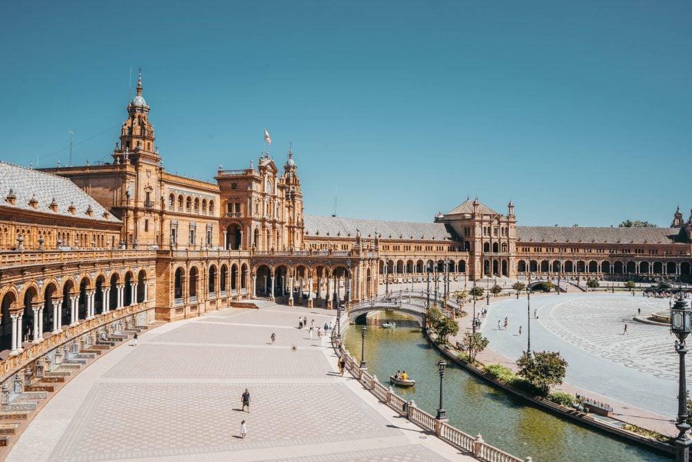 weekend Sevilla