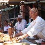 Specialiteit van Marrakech: tanjia (geen tajine)