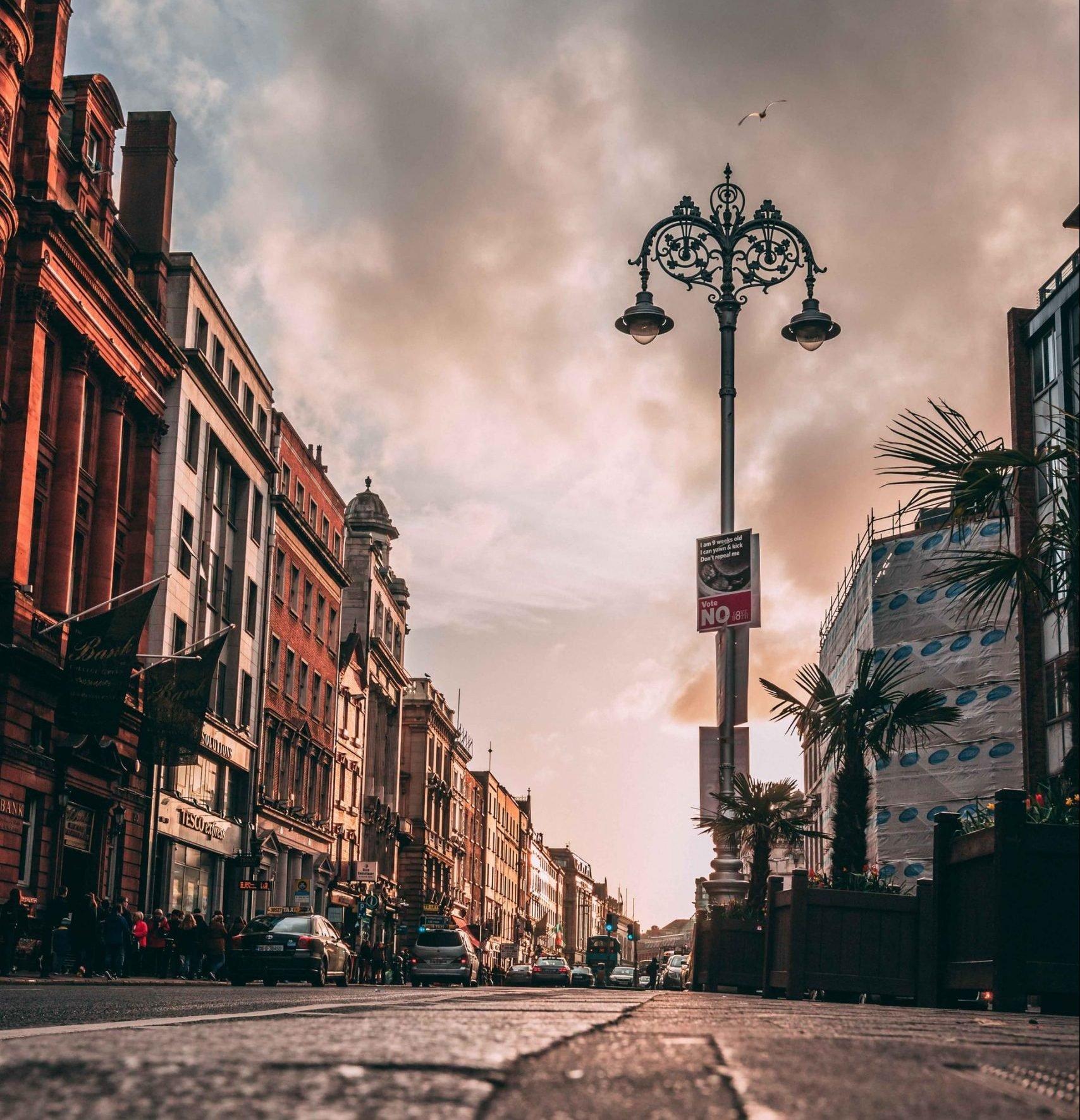 coronavirus in Dublin