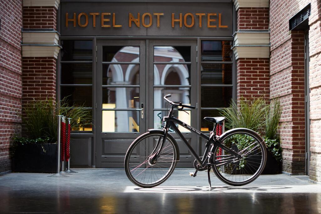 hotel not hotel amsterdam