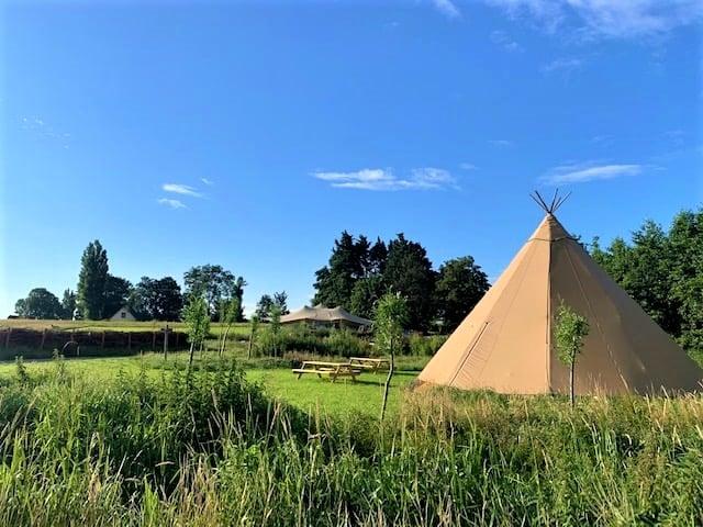 Campings Den Haag Buitenplaats Molenwei