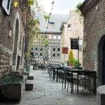 de Curtiusbrouwerij in Luik