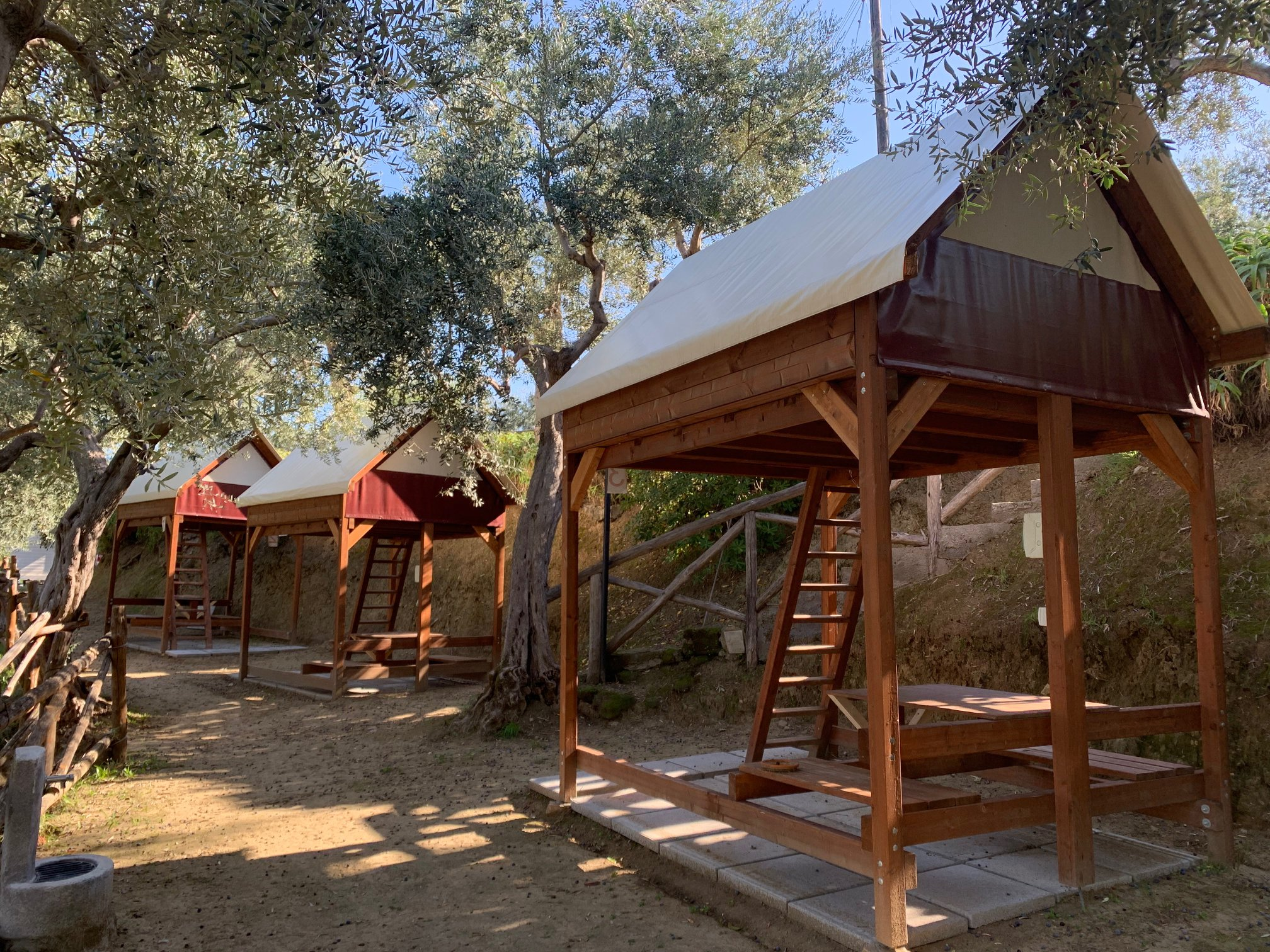 campings in Napels