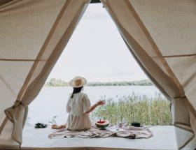 campings vlakbij Londen