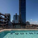 hotels met zwembad new york