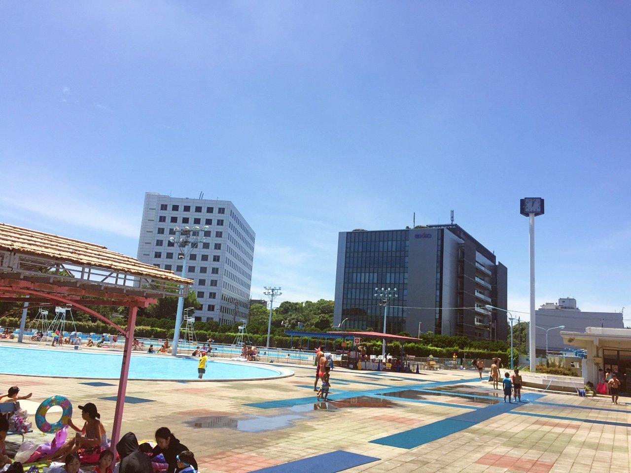 hotel met zwembad in tokio
