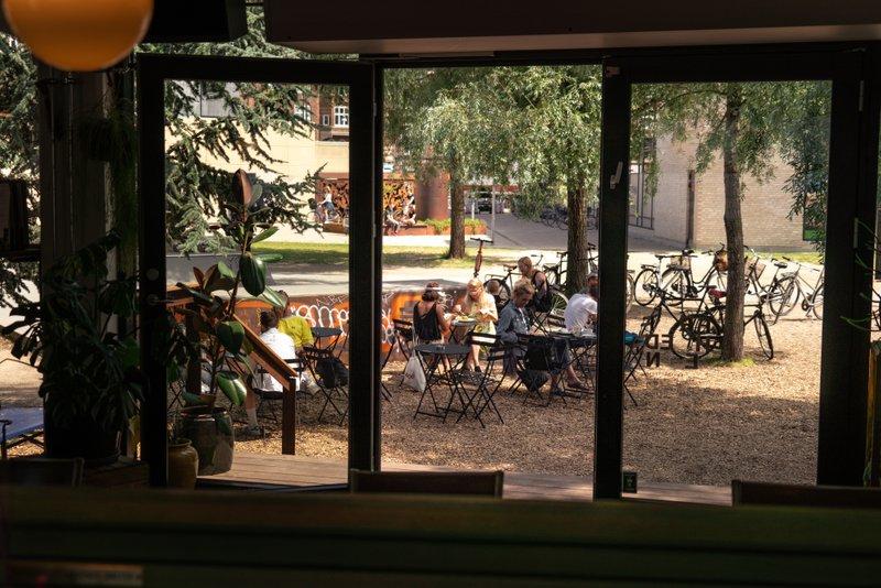 Terrassen van Kopenhagen - Café Friheden