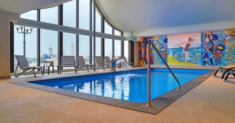 4 hotels met zwembad in den haag en scheveningen kurhaus