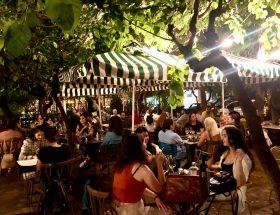 terrassen in Athene