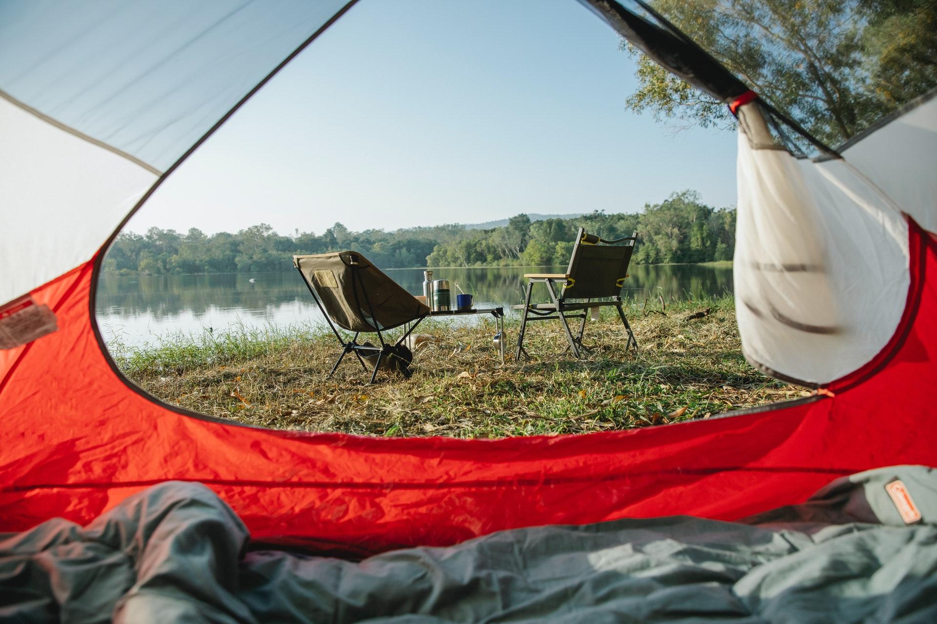 campings bij amersfoort