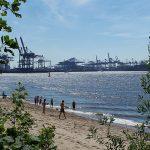 zwemmen in Hamburg