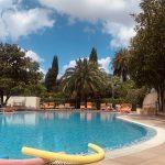 zwemmen in rome