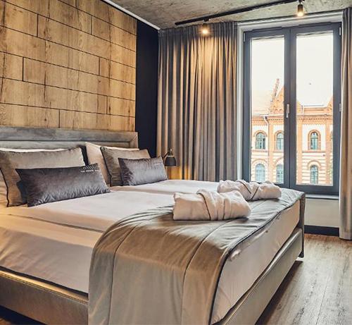 The Bridge Suites Hotel Krakau