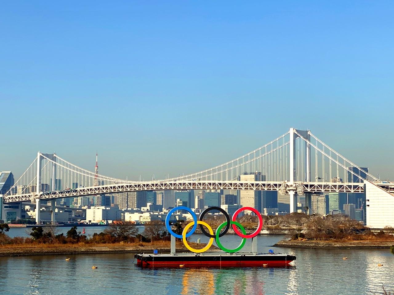 Olympsiche Spelen in Tokio