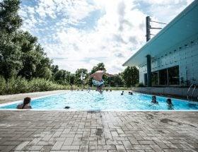 zwemmen in gent