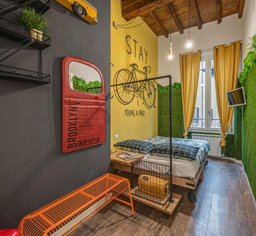 CoDe Rooms Hotel Florence