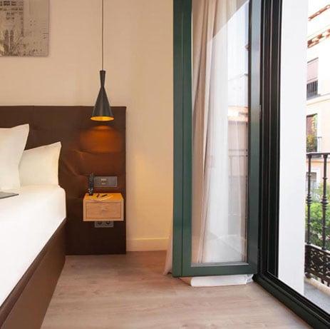 Woohoo Rooms Fuencarral Madrid
