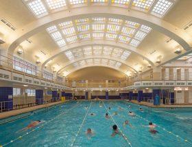 Oostelijk Zwembad Rotterdam