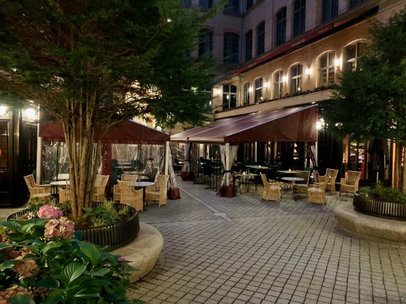 nieuwe restaurants in Hamburg