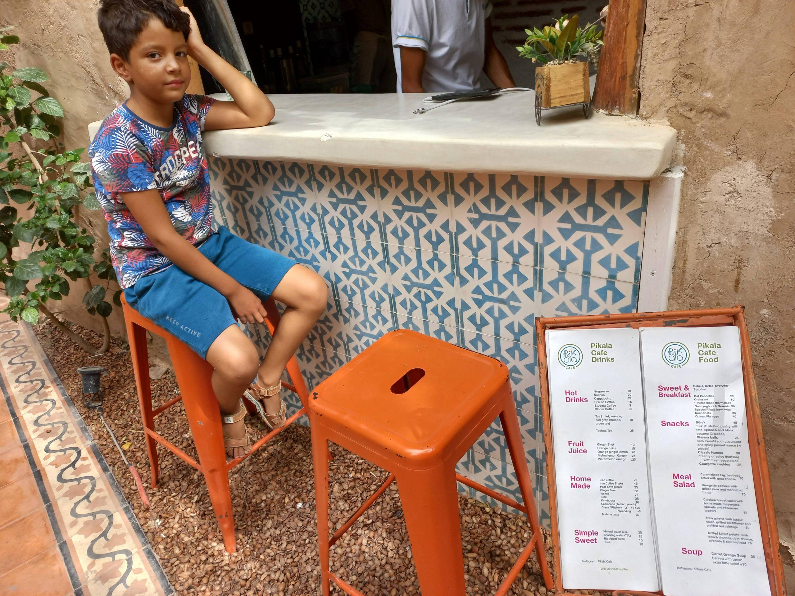 Pikala Cafe-nieuwe restaurants in Marrakech