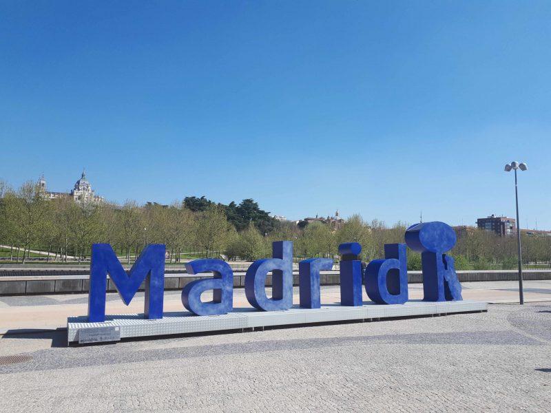 Upcoming wijken in Madrid