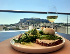 nieuwe restaurants in Athene